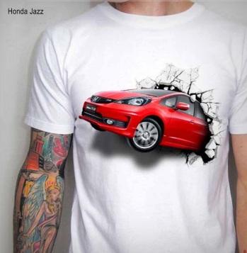 MOBIL - Honda Jazz