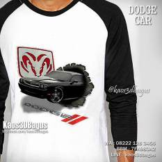 Kaos Mobil Classic, American Muscle Car, Kaos3D Mobil