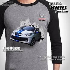 KAOS HONDA BRIO, Kaos Mobil, Kaos Klub Mobil Indonesia, Kaos Brionesia, Kaos Honda Brio Indonesia