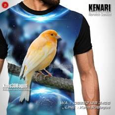 Kenari Norwich, Kaos3D, Kicau Mania