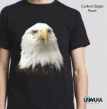 GROSIR KAOS BURUNG ELANG - Custom Eagle Head