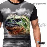 GROSIR KAOS ANIMAL - FPB Galapagos Marine - Iguana Reptil