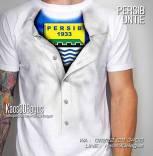 KAOS PERSIB - Kaos 3D Bola - PERSIB UNTIE